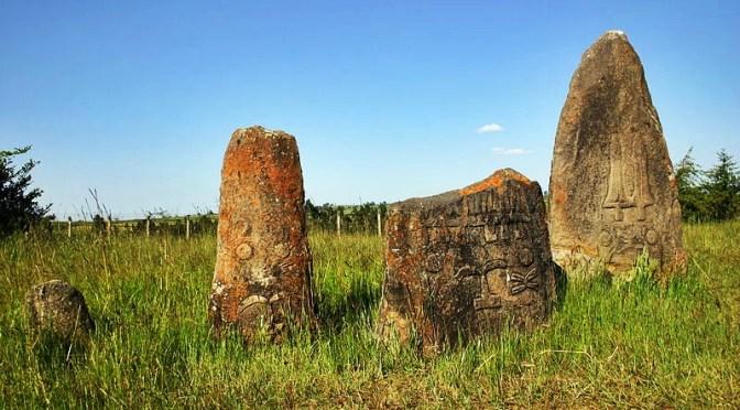 Language of the Megalithic Tiya and its Translation
