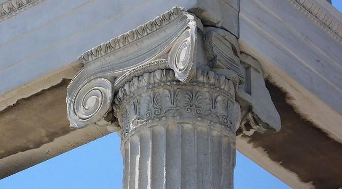 Echinus in the Classical Greek Orders