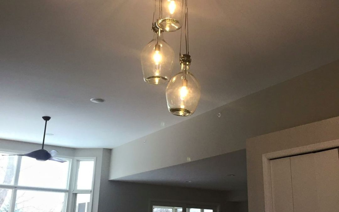 Demi John Custom Light Fixture