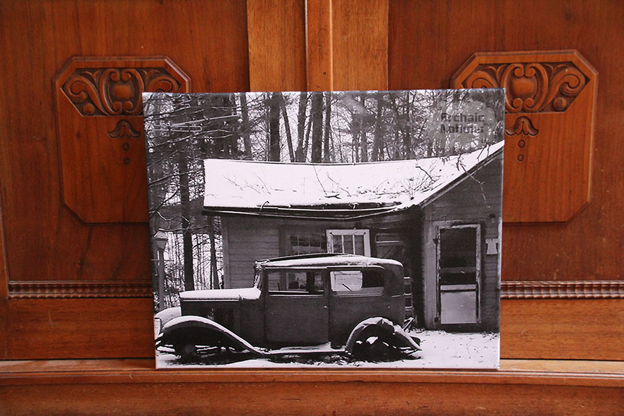 30's Chevy Old Cabin