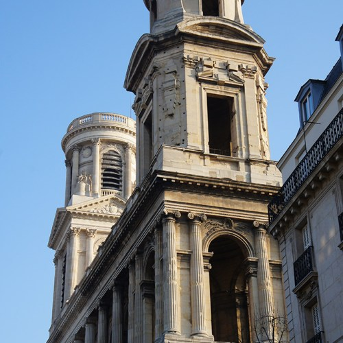 Fire in Saint Sulpice, vandalism or accident?