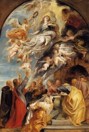 Angels - The Assumption of Mary