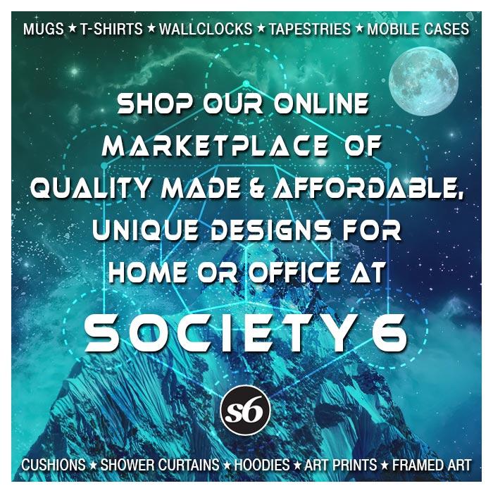 MARKETPLACE ON SOCIETY6