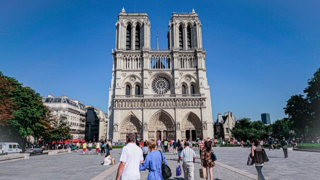 'Building Notre Dame' Premieres on PBS