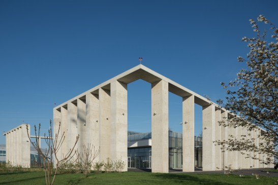 Rostov on Don Business Terminal / Nefa Architects