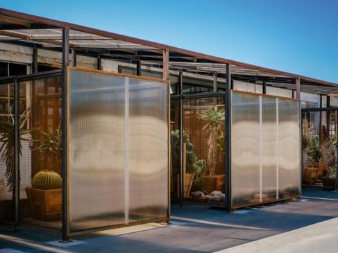Santa Monica Greenhouse  Part Office + Cactus Store