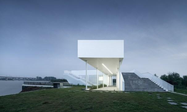 Lianhuadang Tourist Center / SEU-ARC + Nanjing Concord Design & Engineerings