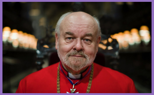Richard Chartres, Bishop of London – thank you