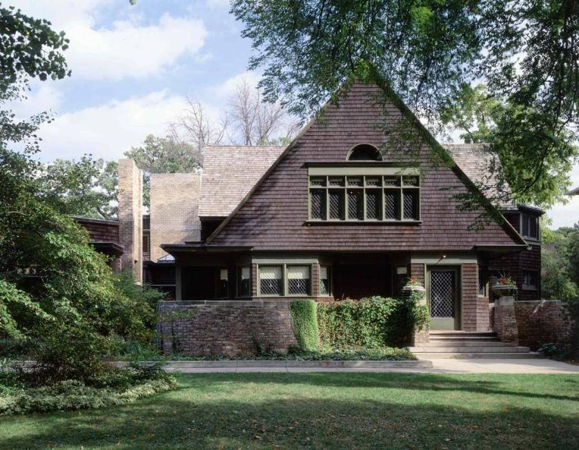 Le Case Private di Frank Lloyd Wright  Irriverender il