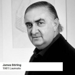 James Stirling 1981 Laureate