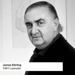 James Stirling 1981 Laureate