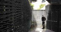 [分享 Share] 2018年倫敦蛇形畫廊最年輕的建築師Frida Escobedo設計