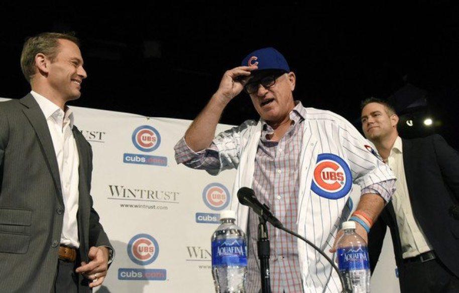 Chicago+Cubs+Introduce+Joe+Maddon+-wz8SrAQg6Xl