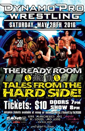 Dynamo Pro Wrestling - 52816