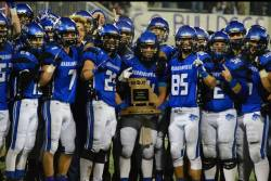 Photo Credit: Harrisonville Football Facebook Page