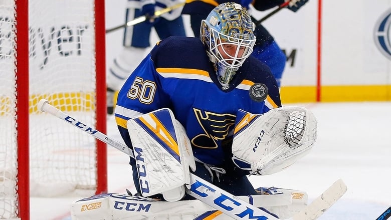 promo code c1031 5b9fa At his current pace, Jordan Binnington is looking like the ...