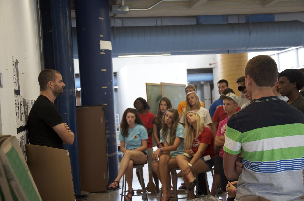 Summer Camp For High School StudentsDesign Matters UT