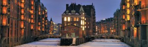 Hamburg Winter 2010 / Speicherstadt by Christian Spahrbier