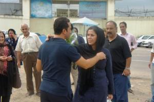 Nach dreijähriger Haft wurde Nadarkhani wieder freigelassen