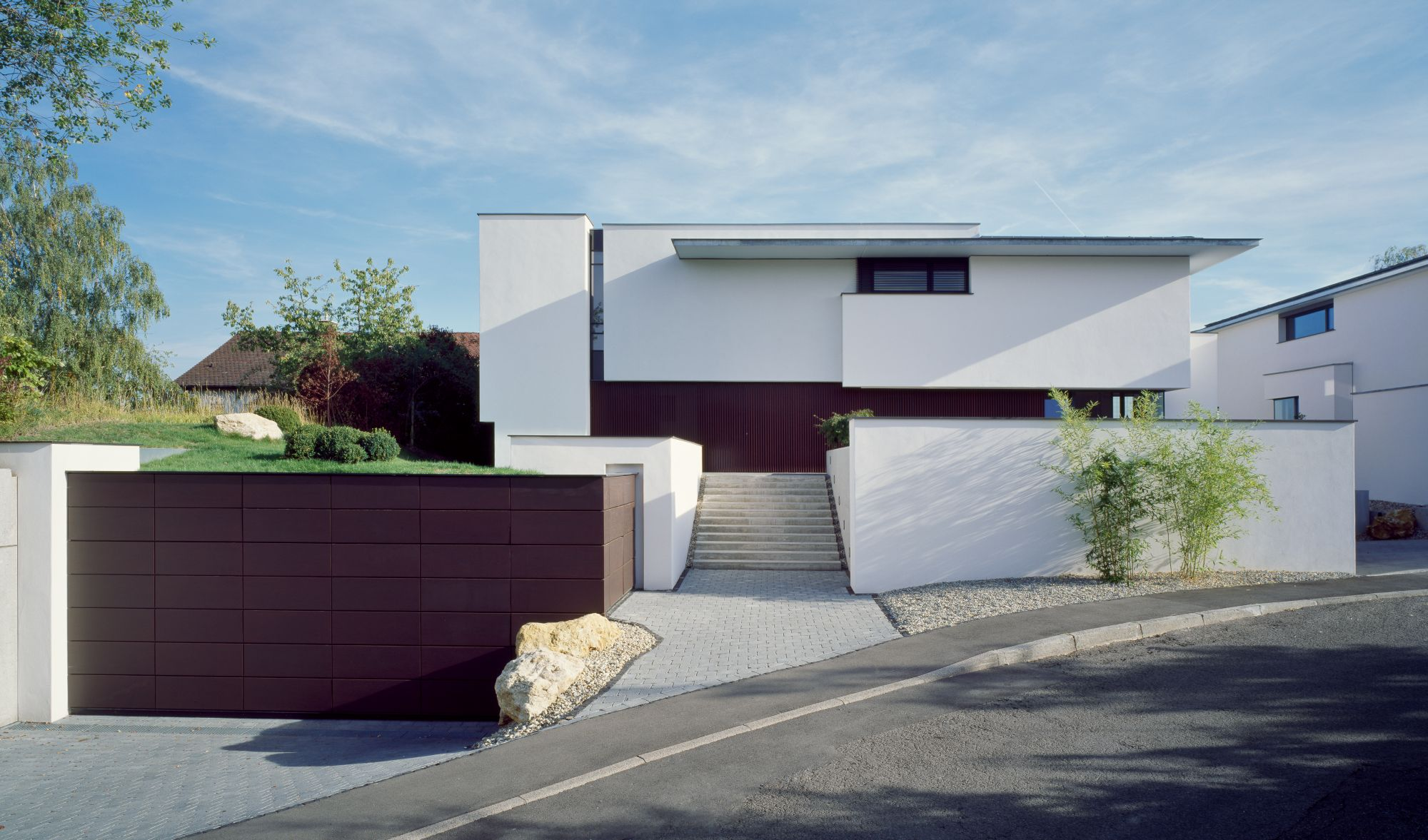House Miki 1  Alexander Brenner Architects  Archello