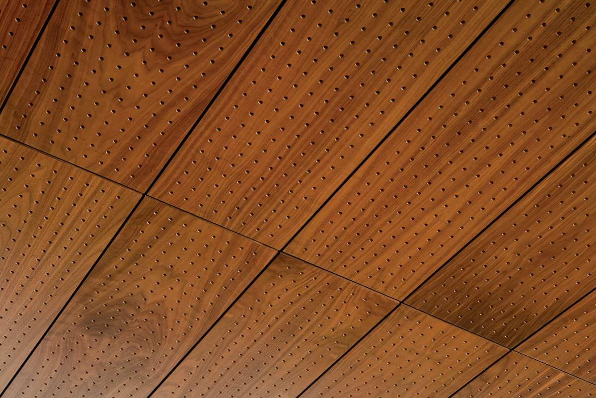 Wood Tiles By Hunter Douglas Architectural