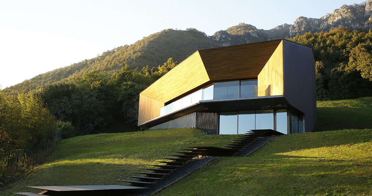 Alps Villa  Camillo Botticini Architect  Archello