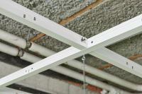 How To Install Chicago Grid Ceiling   www.energywarden.net