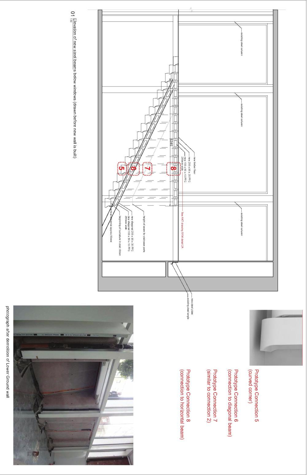 medium resolution of floating staircase by zaha hadid architects media slideshow 23 archello