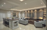 Modern Classic Villa Interior Design | Comelite ...