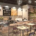 Industrial Rustic Cafe Interior Design Comelite Architecture Structure And Interior Design Archello