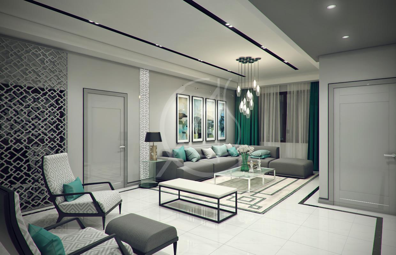Modern Arabic House Design  Comelite Architecture
