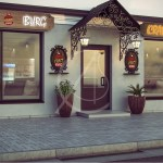 Craft Burg Rustic Industrial Restaurant Design Comelite Architecture Structure And Interior Design Archello