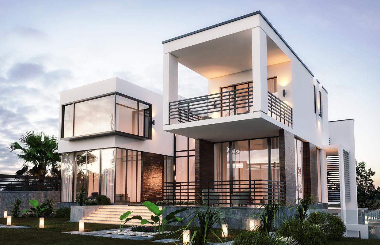 Contemporary Modern House Design  Comelite Architecture Structure and Interior Design  Archello