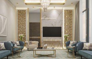Interior Design of Modern Luxury Residence   Comelite ...