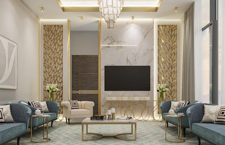 Interior Design of Modern Luxury Residence   Comelite Architecture Structure and Interior Design ...