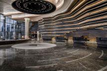 Intercontinental Shanghai Wonderland Hotel Ccd Cheng