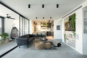 Modern Urban apartment in Tel Aviv   Studio Perri Interior ...