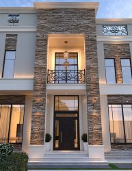modern classic architecture structure interior comelite central