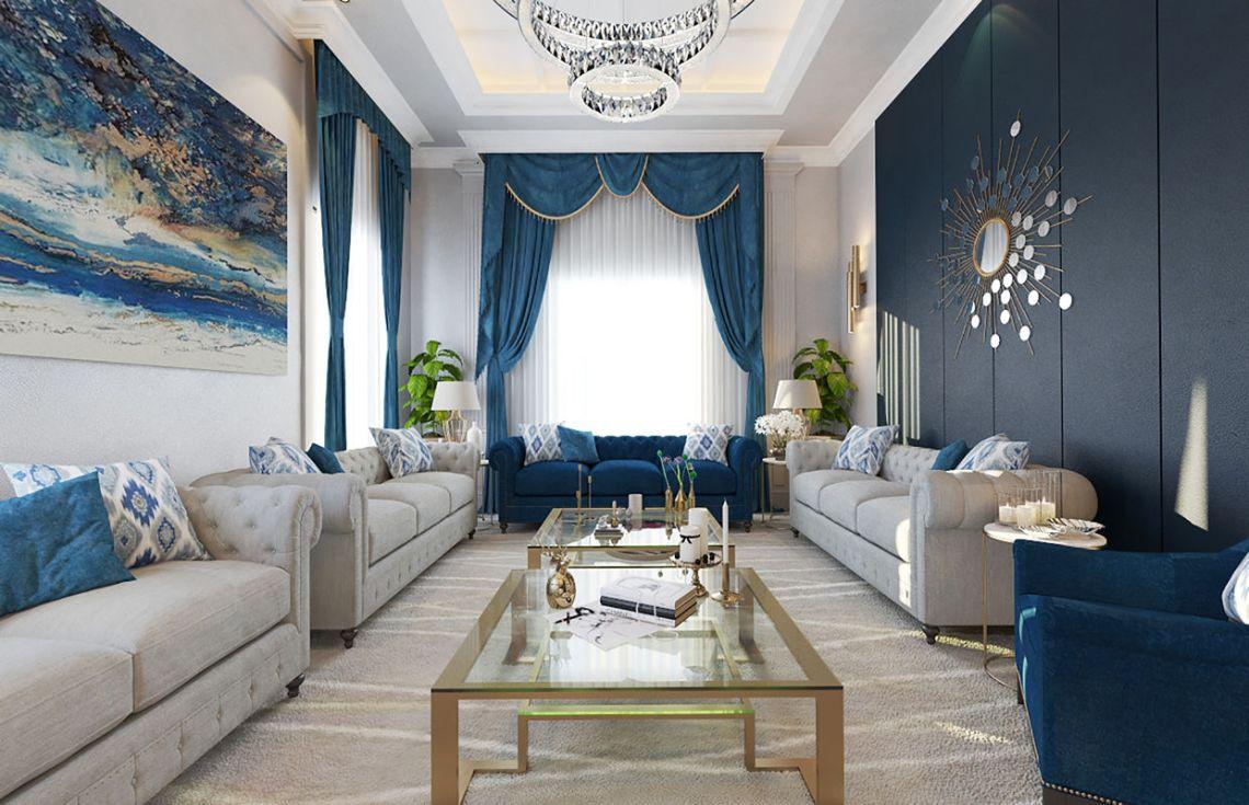 Modern Luxury House Interior Design | Comelite ...