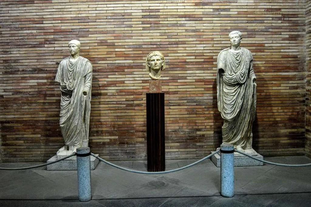 MUSEO NACIONAL DE ARTE ROMANO DE MÉRIDA