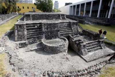 Piramide di Città del Messico