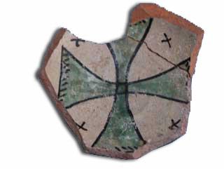 Foggia - S. Lorenzo in Carmignano - Reperto Archeologico