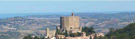 Montefiore Conca - Il Castello