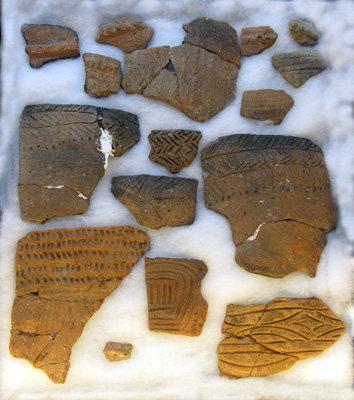 Ceramica epoca MedioJomon (V millennio a.C.)