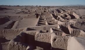 Aperçu du site de Paquimé, dans l'Etat de Chihuahua.