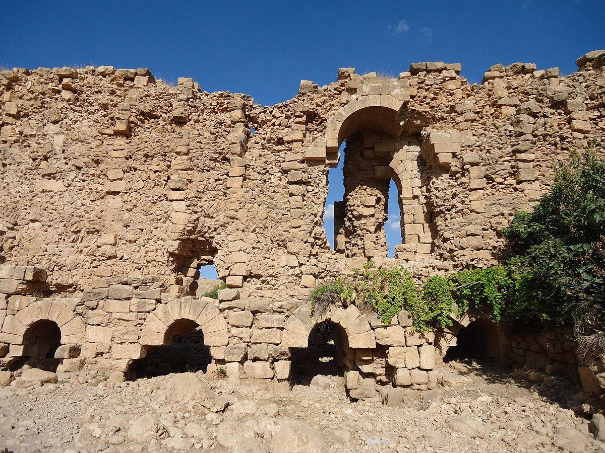Turquie : citerne byzantine découverte à Dara