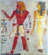 Thoutmosis Ier Séniséneb Deir el-Bahari