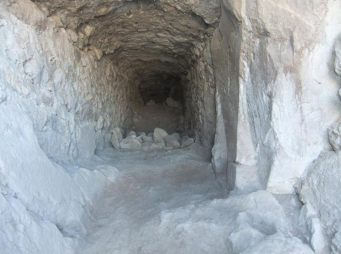tunnel-gevale-konya-anatolie