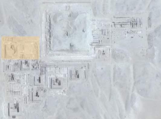 complexe-pyramidal-pépi-Ier-ankhesenpepi-ii-vue-aerienne