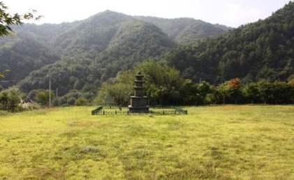 pagode Jingeon à Yangyang, en Corée du Sud